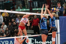 Scavolini takes revenge by routing MUSZYNA in straight sets