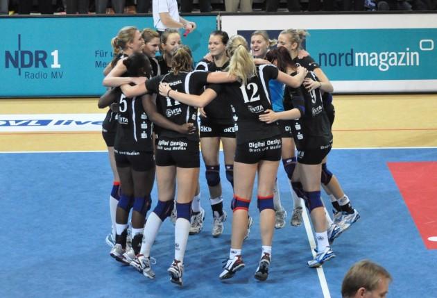 Schweriner-SC-team