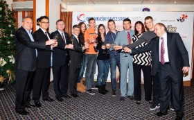 """Serbian Volleyball family celebrates """"golden year"""""""