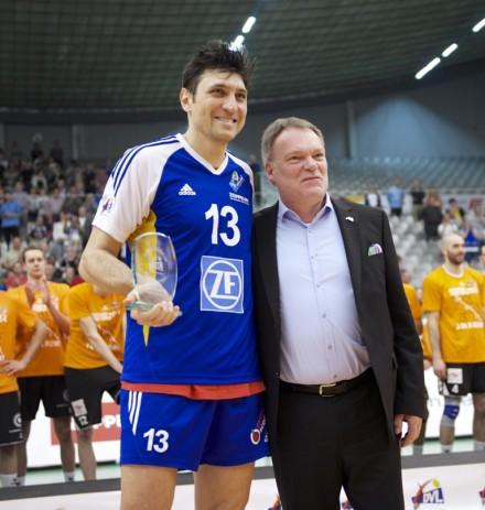 Simeonov MVP of season 2013/2013