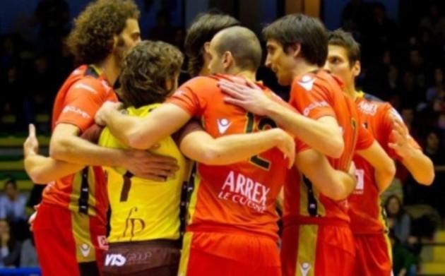 Sisley Belluno - Bre Banca Lannutti Cuneo 3-1