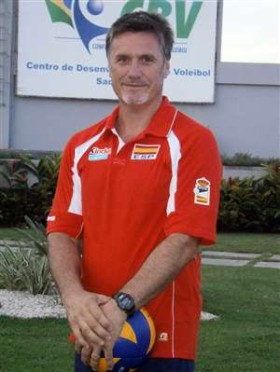 Spain appoints Francisco Hervas at helm of women's national team