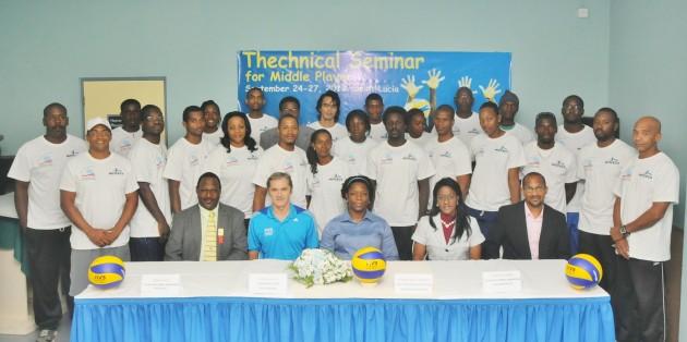 St.-Lucia-Seminar