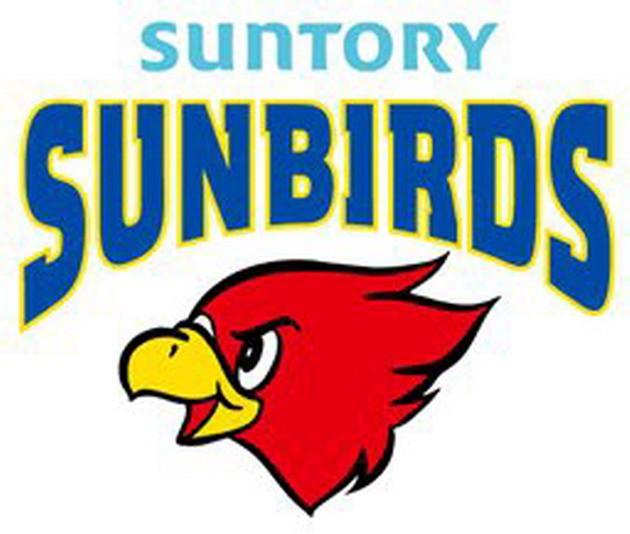 Suntory-Sunbirds