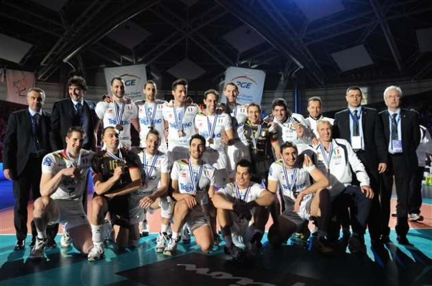 TRENTINO settles for bronze but still adds another chapter to its success story