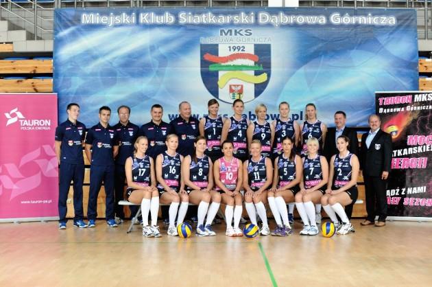 Tauron-MKS-Dabrowa-Gornicza-team