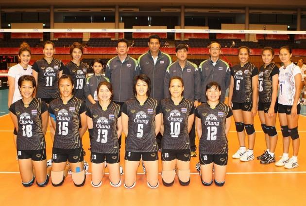 Thailand-team-W