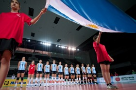 The balance of the return of the Argentine girls zouth team to their world championship