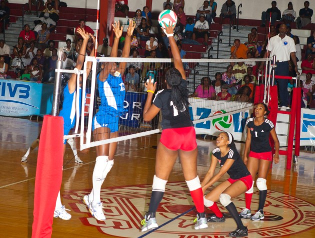 The offense of Trinidad and Tobago