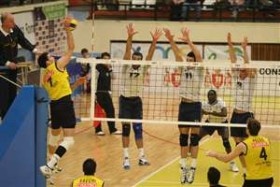 Tomis CONSTANTA celebrates comeback of former coach with classy home win
