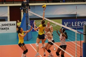 Romanian ladies cause another sensation by routing Galatasaray
