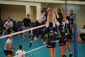 Politechnika ends winning streak of Tomis CONSTANTA