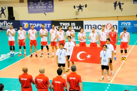 Turkey will host the Final Four for Group 3