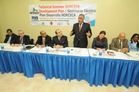 Two-day Development Plan Seminar in Santo Domingo