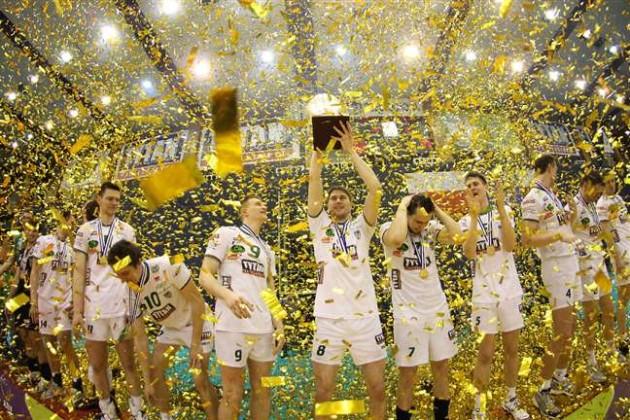 Tytan-AZS-CZESTOCHOWA-celebrates