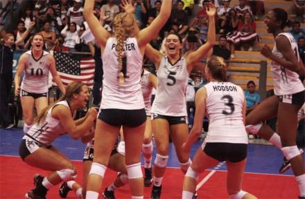 USA took gold medal