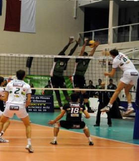 Unicaja Almería is eliminated in the golden set