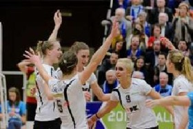 VDK GENT Dames writes history by qualifying for semifinals