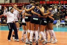 VILLA CORTESE dreams of quarterfinals after home win against Dinamo