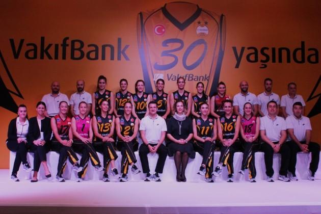Vakifbank 2015/2016