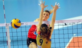 Vakifbank Turk Telekom completed the first round on top
