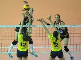 Vakifbank stretches positive streak with comfortable home win