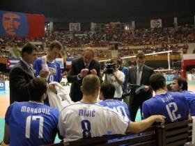 Vissotto says goodbuy to Gulinelli, idea Travica