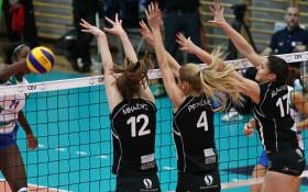 Volero ZURICH takes on Russian powerhouse Dinamo KAZAN