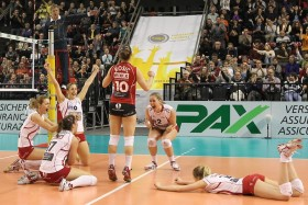 Volero wants to retain title at upcoming Top Volley International
