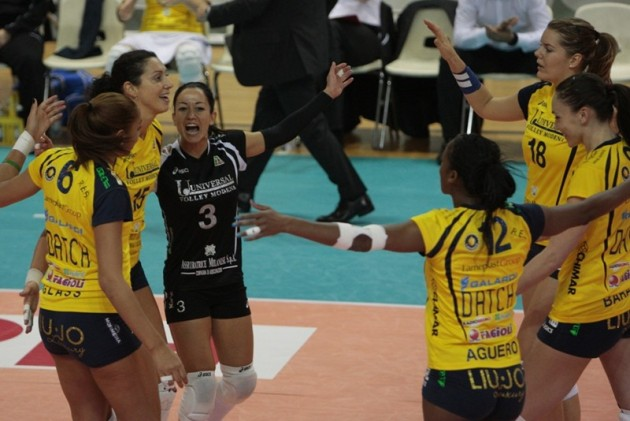 Volley-Modena-team