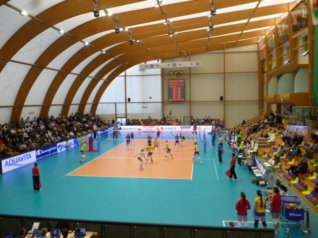Volleyball-centre