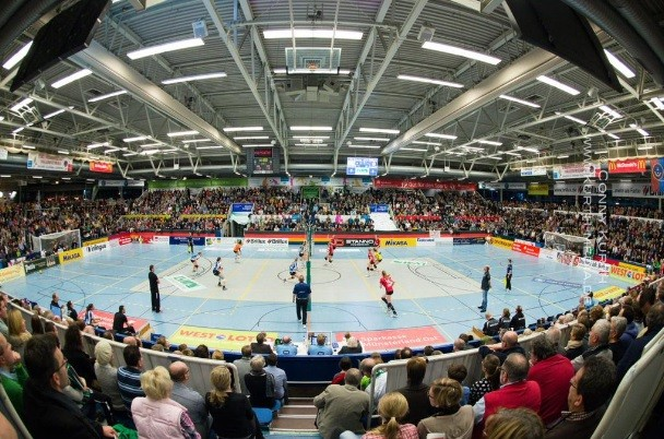 Volleydome in Münster