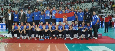 WCH 2010 - SERBIA - BRONZE MEDAL