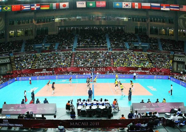 Women in volleyball a shining light for sporting world