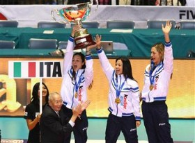 World Olympic Qualification tournaments outlined