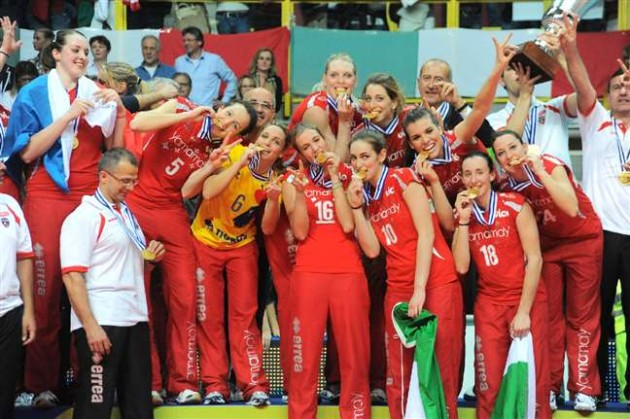Yamamay-routs-Galatasaray-in-return-game-to-claim-second-CEV-Cup-title