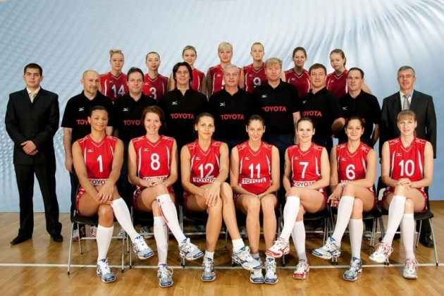 Zarechie-Odintsovo-team