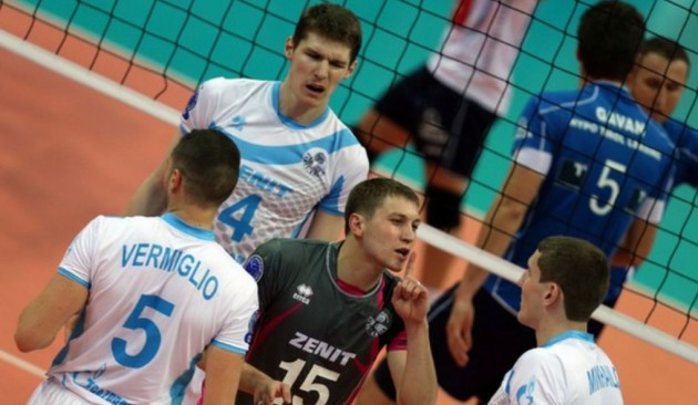 Zenit-Kazan-team