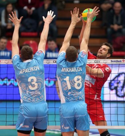 Zlatanov against Zenit
