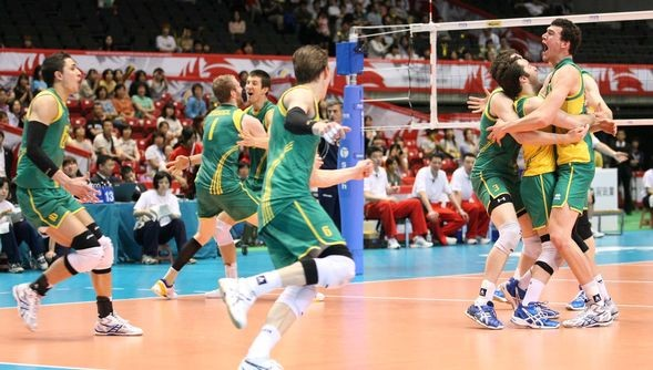 Australian Volleyroos