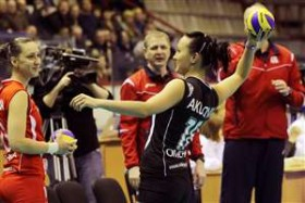 Omichka OMSK outclasses VC WEERT to make it to quarterfinals