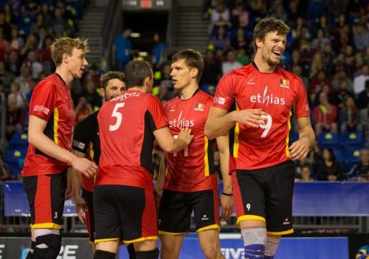 Belgium celebrates
