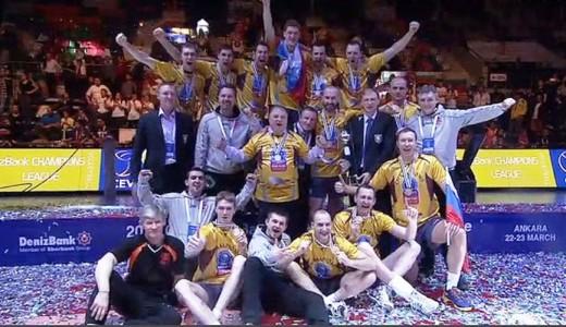Belogorie - defending champions