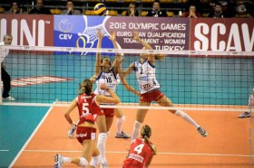 Volley BERGAMO goes for another Italian derby in quarterfinals