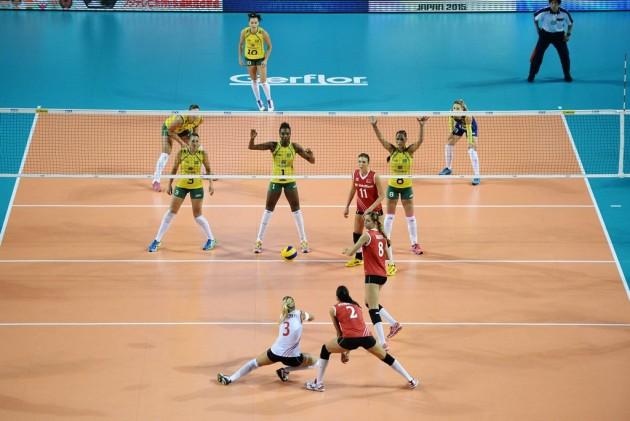 Brazil vs. Turkey 2