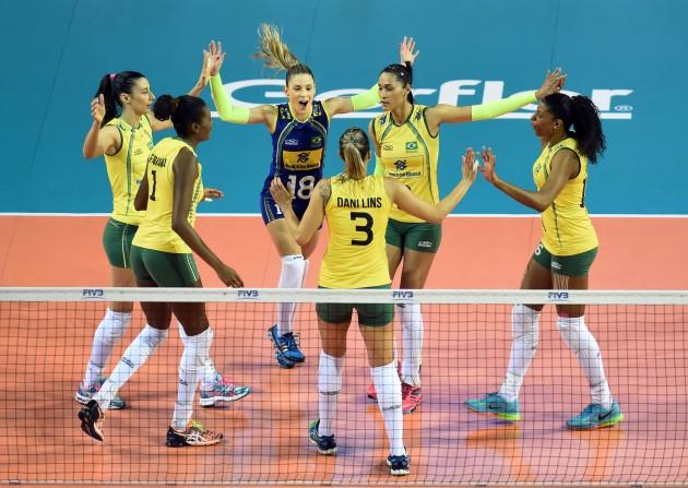 Brazilian queens