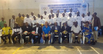 The purpose of the course is to give participants the tools to better train Congolese youth in the basics of volleyball.