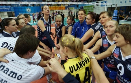 Kazan's girls