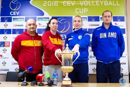 CEV Cup finals