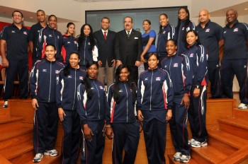 National team of Dominican Republic